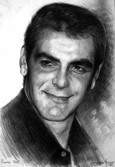 George Clooney par marius